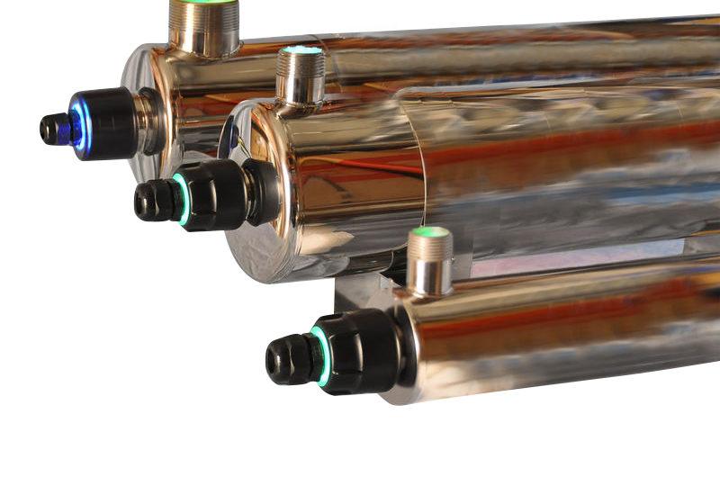 Lampy UV do dezynfekcji wody